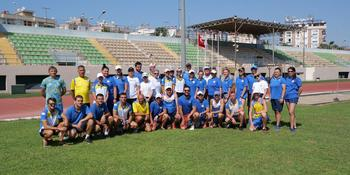 Organization of athletics camps in Antalya
