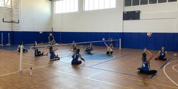 Sitting volleyball camps in Antalya