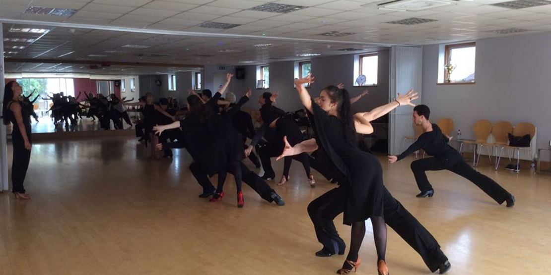 Ballroom dancing camps in Antalya