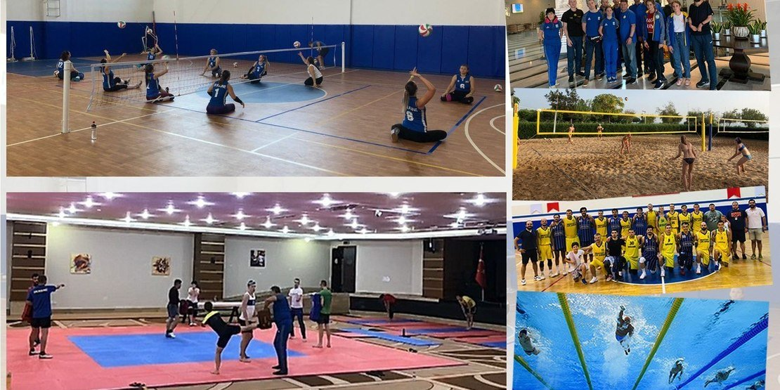 Paralympic sports camps in Antalya