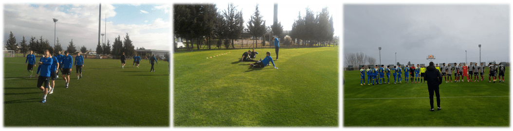 training camp in antalya