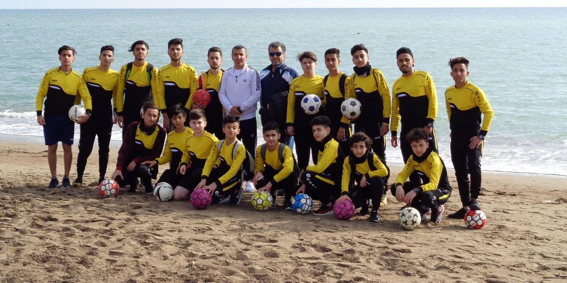 Football Camps In Antalya For Sportive Children