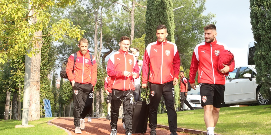 We Suggest Sportsmen To Make Training Camps In Antalya