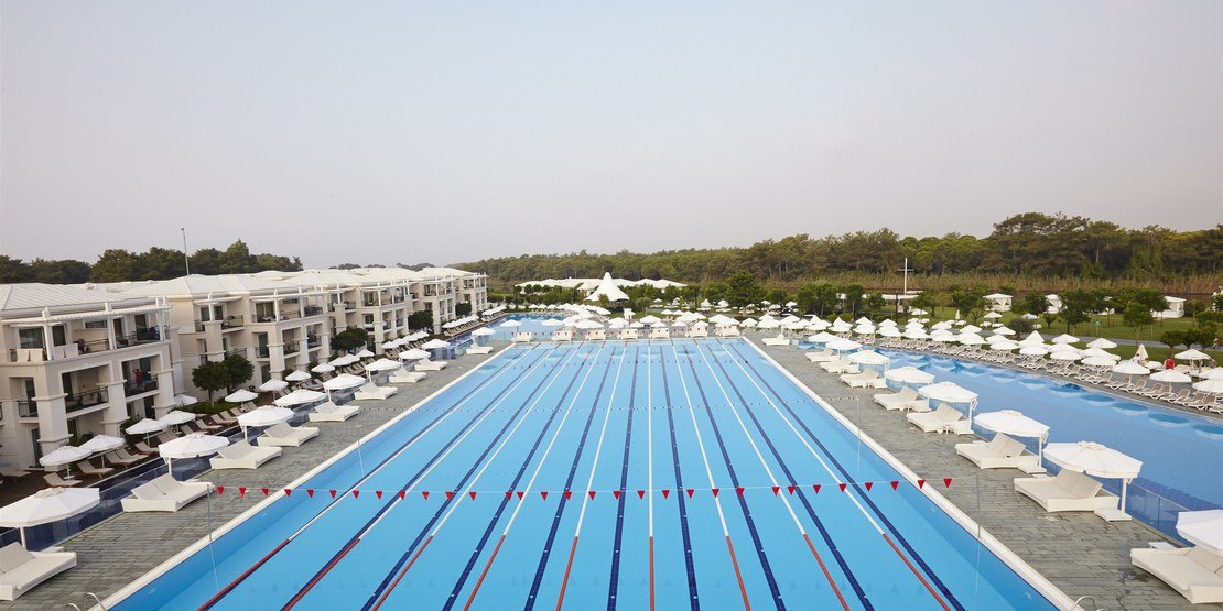 Swimming Friendly Tournaments in Antalya
