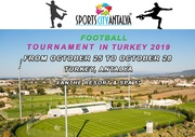 International Sports Tournaments in Antalya