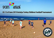 Children Football Tournament in Turkey Antalya