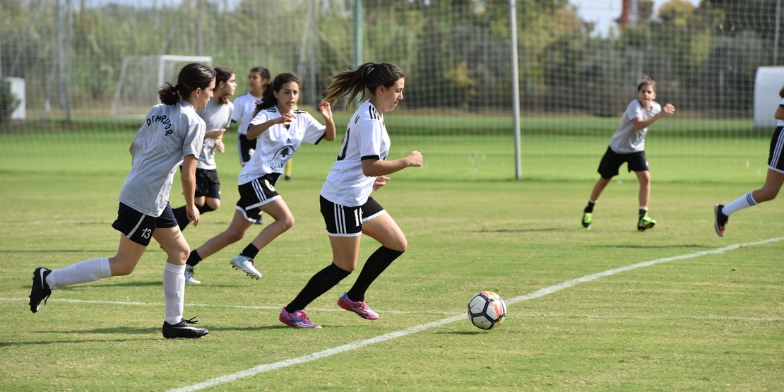 Football Training Camps For Women's Football Clubs Antalya