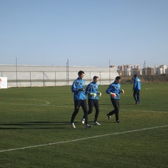 Football Training in Turkey