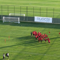 Professional Training Fields in Antalya Belek