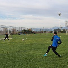 Football training camp in Antalya Turkey
