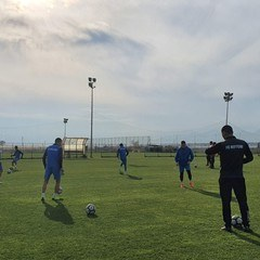 Football training camp in Antalya