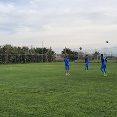 Football training camp in Turkey