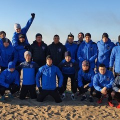 Professional football training camps in Antalya