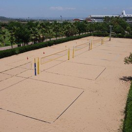 Beach volleyball camps in Antalya