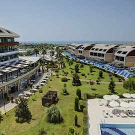 Sports camps in Jacaranda hotel in Antalya