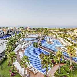 Summer camps in Jacaranda hotel in Antalya