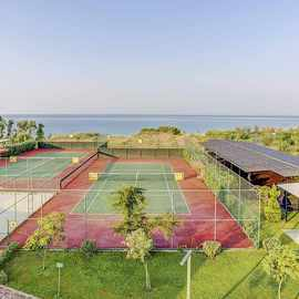 Tennis camps in Jacaranda hotel in Antalya