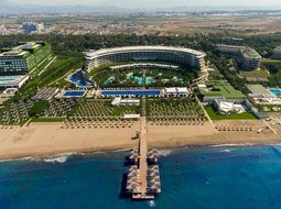 sports hotel in turkey