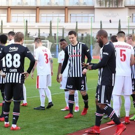 Friendly Football Matches in Turkey