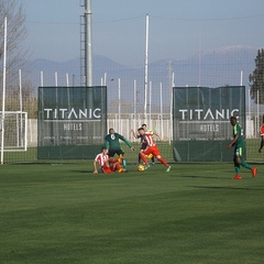 football Friendly matches in antalya