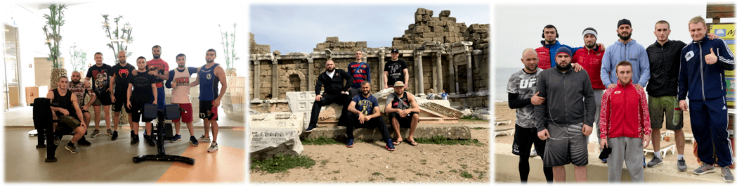 mma sports camp in antalya