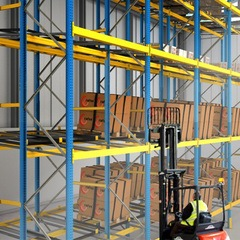 PUSH BACK RACKING SYSTEM (1)