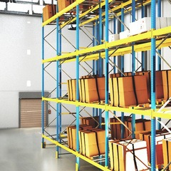 PUSH BACK RACKING SYSTEM (2)