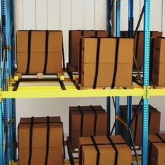 PUSH BACK RACKING SYSTEM (6)