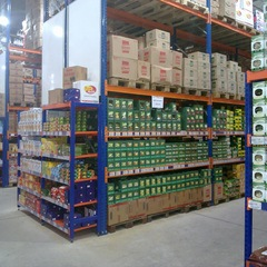 CONVENTIONAL PALLET RACKING (4)