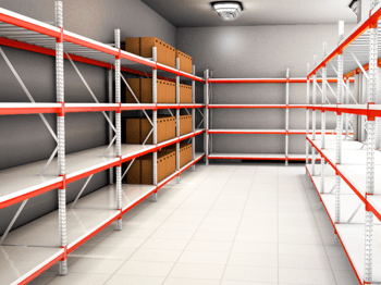 LIGHT AND MEDIUM DUTY SHELVING