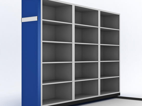 COMPACT ARCHIVE RACKING SYSTEM