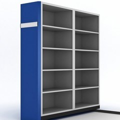 COMPACT ARCHIVE RACKING SYSTEM (6)