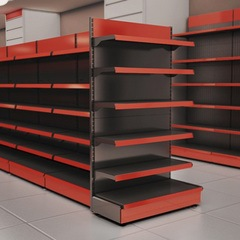 SUPERMARKET SHELVING SYSTEMS (3)