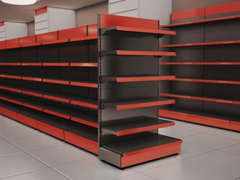SUPERMARKET SHELVING SYSTEMS
