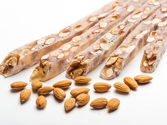 Fitil Delight with Roasted Almond