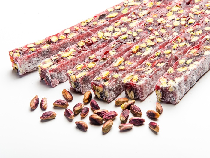 Fitil Delight with Pomegranate & Pistachio