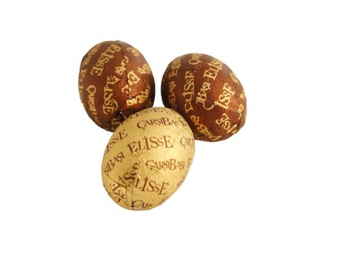 Elisse Egg Chocolate