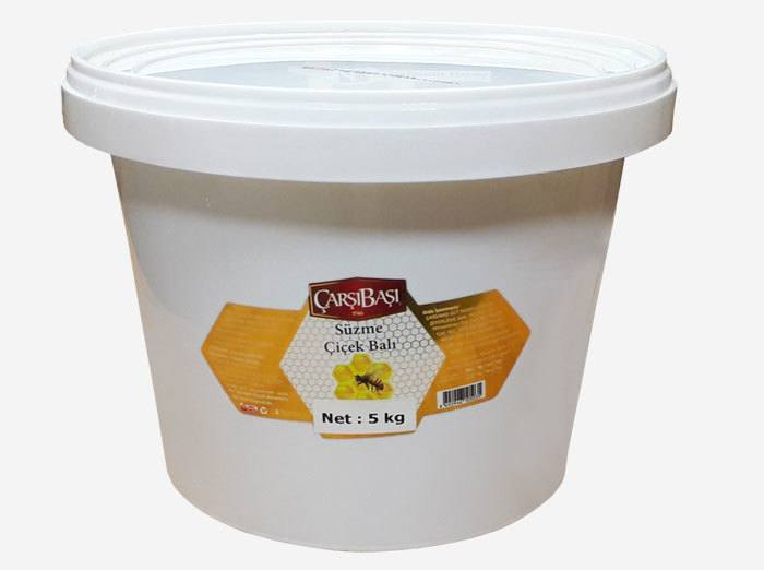 Filtered Flower Honey 5000 gr