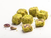 Double Delight with Pistachio & Honey