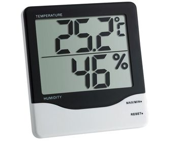 Humidity Temperature Indicator