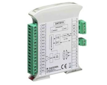 Dat 3015-I 4-Channel Current Input Analogue Module